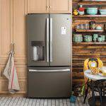 No More Fingerprints on the Fridge! GE's New Slate Finish Appliances at Best Buy