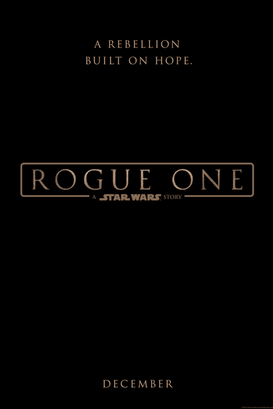 Rogue One Title Image