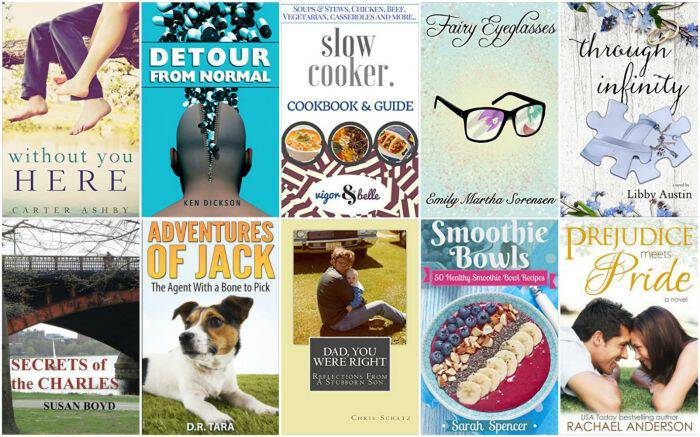 10 Free Kindle Books 5-19-16