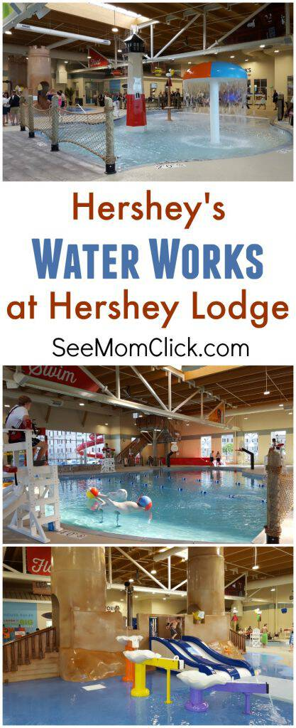Hershey's Water Works at Hershey Lodge opens Memorial Day weekend 2016 and this is some serious family fun! A perfect family travel destination that's very friendly for even the littlest of kids!. So much to do in Hershey, PA for families!