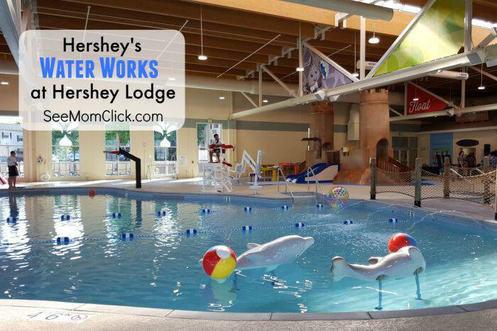 Hershey's Water Works at Hershey Lodge opens Memorial Day weekend 2016 and this is some serious family fun! A perfect family travel destination!