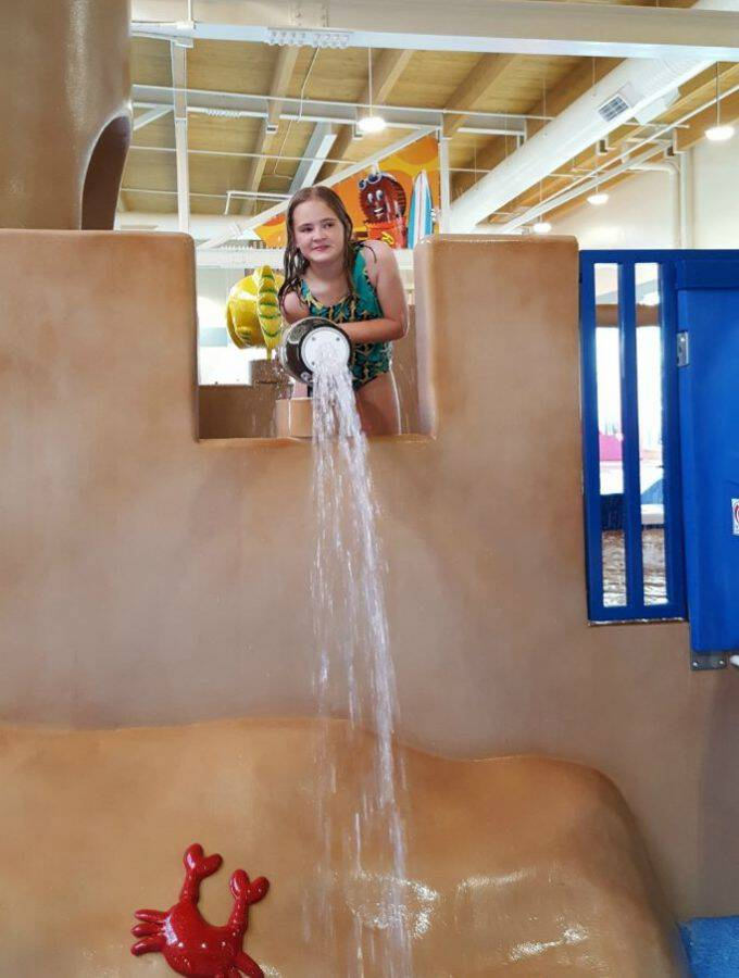 Hershey's Water Works at Hershey Lodge Is Serious Family Fun!