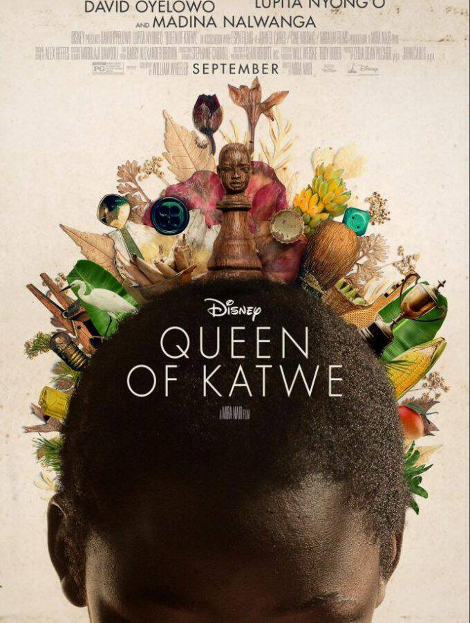 Check out Disney's QUEEN OF KATWE trailer and new images from the film, based on a true story, which hits theaters on September 23, 2016.
