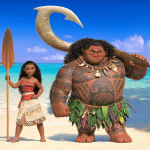 Disney's MOANA Teaser Trailer & Poster – In Theaters November 23!