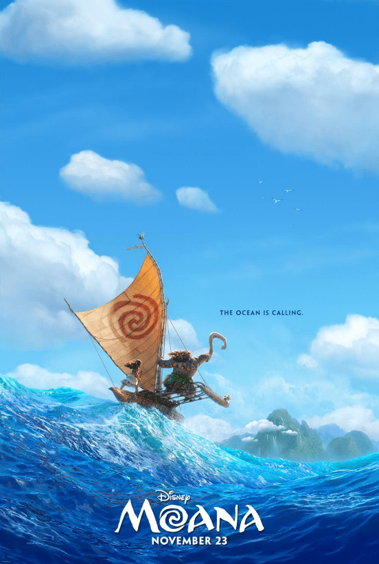 This looks SO good! See the brand new MOANA Teaser Trailer and images from the film which hits theaters November 23, 2016. Can't wait!