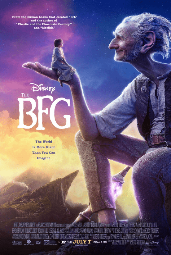 This movie is going to be incredible! Check out Disney's THE BFG trailer and new images. The BFG hits theaters on July 1, 2016.