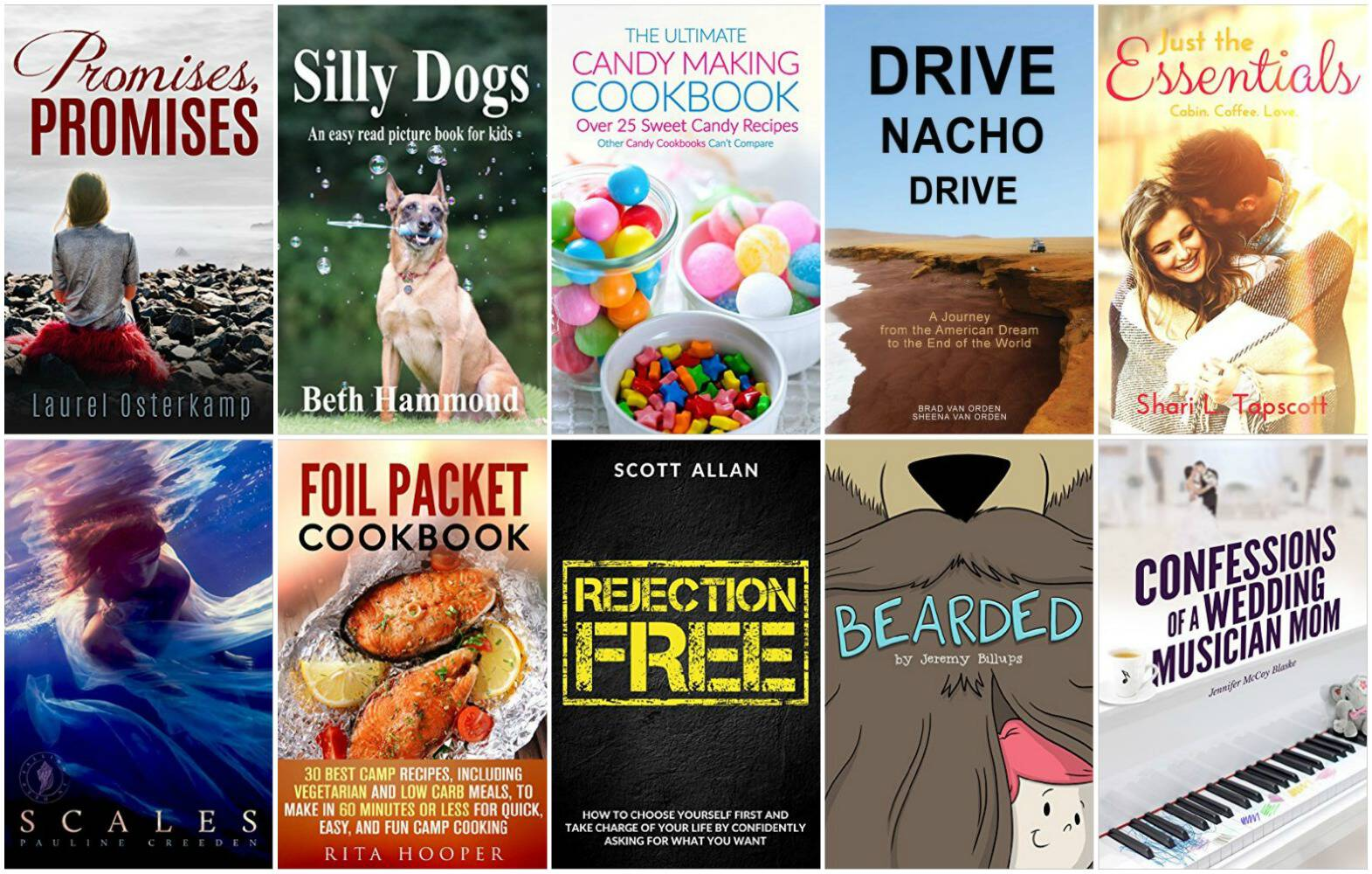 10 Free Kindle Books 7-7-16