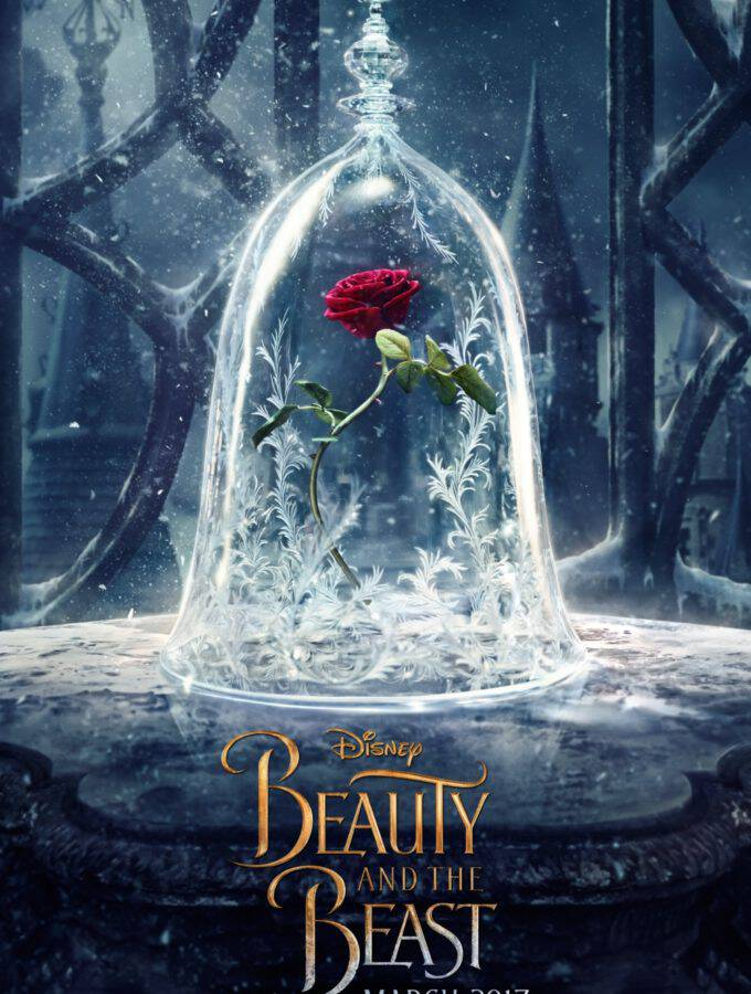 We can't wait for this one! Check out Disney's BEAUTY AND THE BEAST poster and mark your calendars for its release on March 17, 2017!