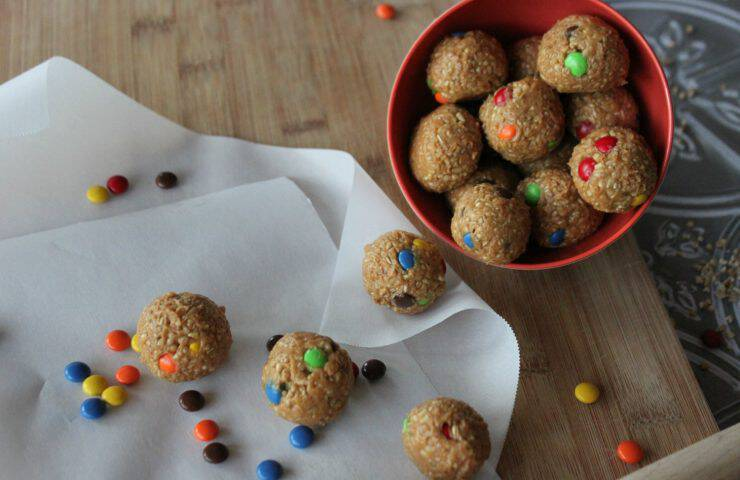 Easy No-Bake Energy Balls for Kids + Giveaway