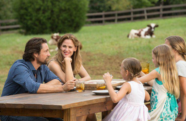 Miracles from Heaven on DVD & Blu-Ray Now + Giveaway