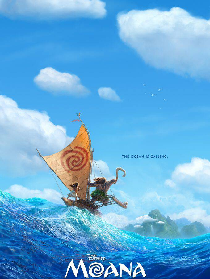We can't wait for this movie! See the brand new MOANA characters and the fun TV spot. This film hits theaters November 23, 2016. Can't wait!