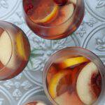 Easy Black Tea Sangria Recipe