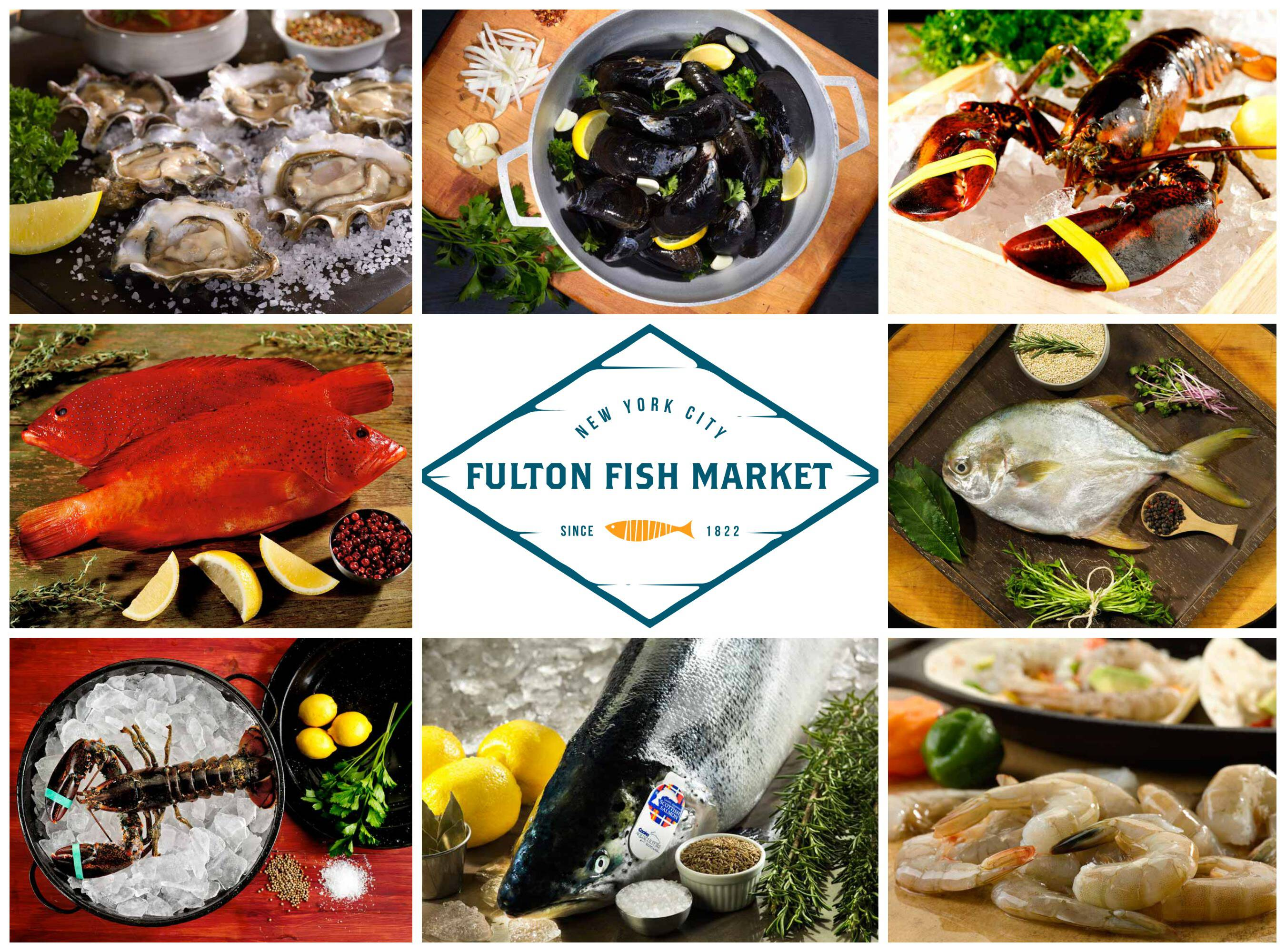 Fultonfresh twitter party september 27 see mom click for Fulton fish market