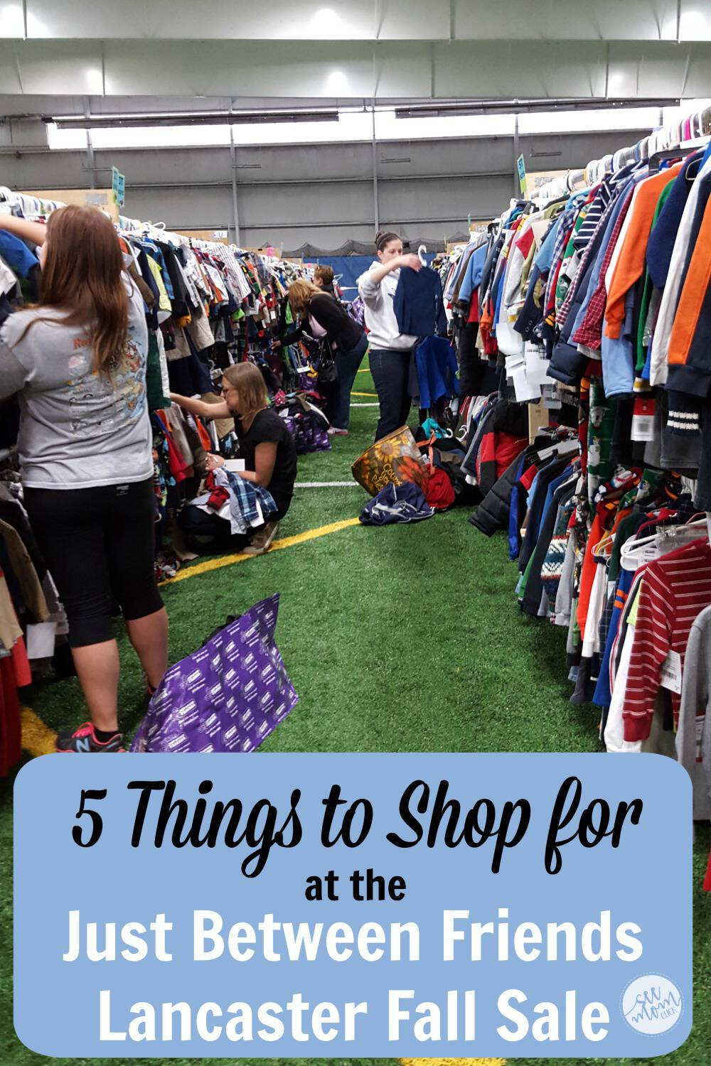 I'm addicted to JBF consignment sales. I get the best things for my kids! Here are my top 5 things to shop for at Just Between Friends Lancaster fall sale!