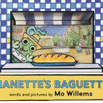 Nanette's Baguette Children's Book by Mo Willems + Giveaway!