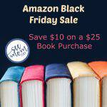 Amazon: Save $10 on $25 in Books!