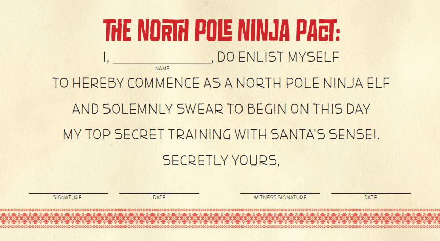 north-pole-ninja-contract