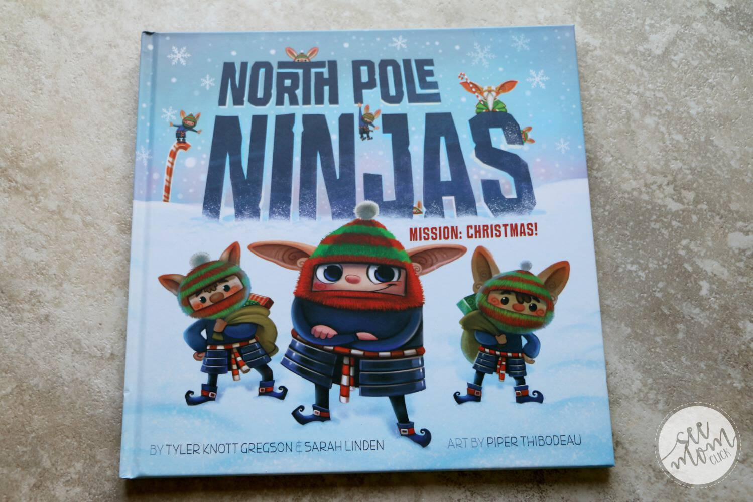 north-pole-ninjas-book