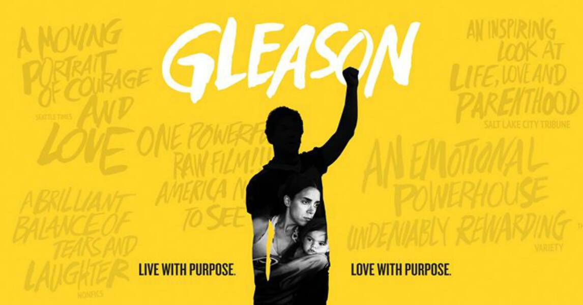 The Amazon Original Movie GLEASON will tug at your heartstrings and inspire you at the same time. Check it out on Amazon Video!