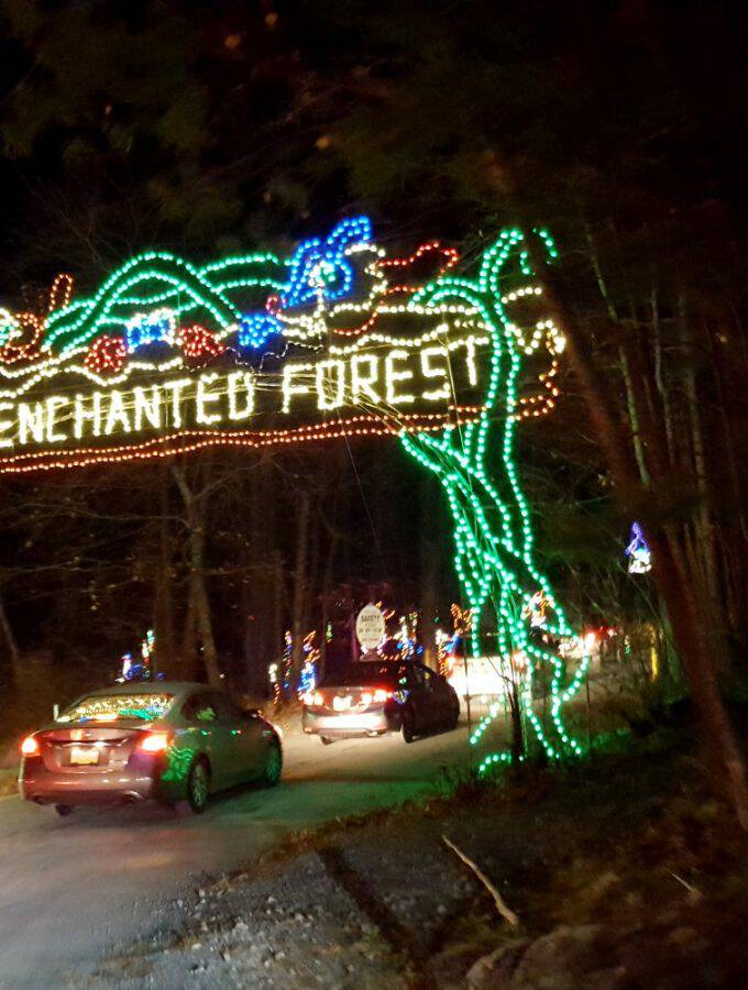 Sweet Lights in Hershey: A Ride Full of Holiday Spirit!