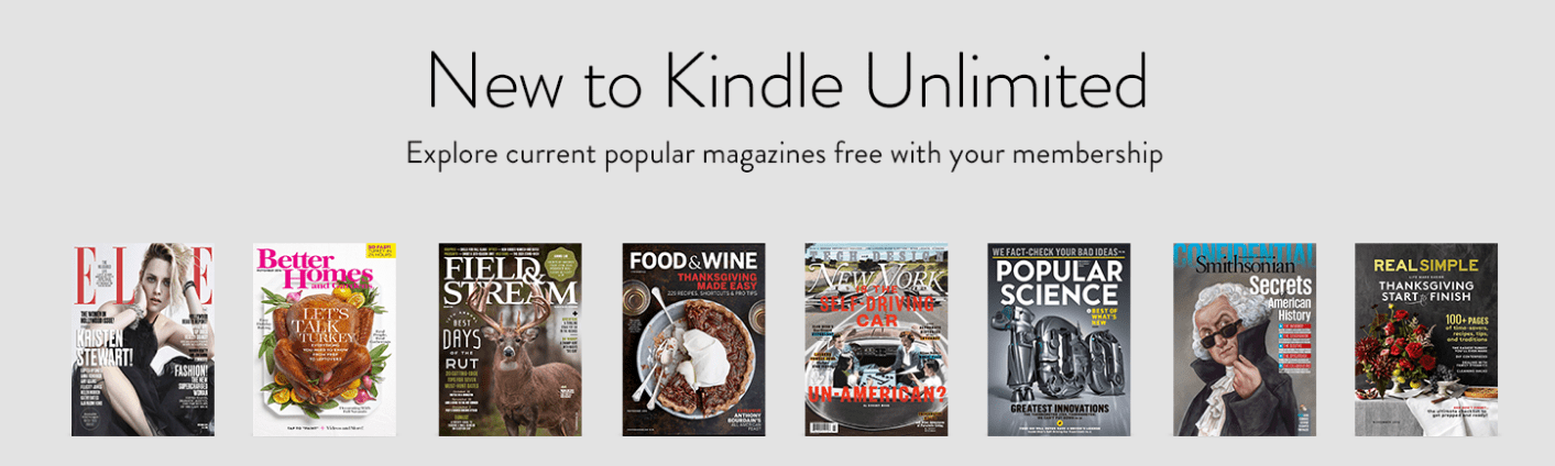 magazines-kindle-unlimited