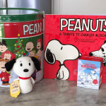 A Peanuts Christmas Giveaway!