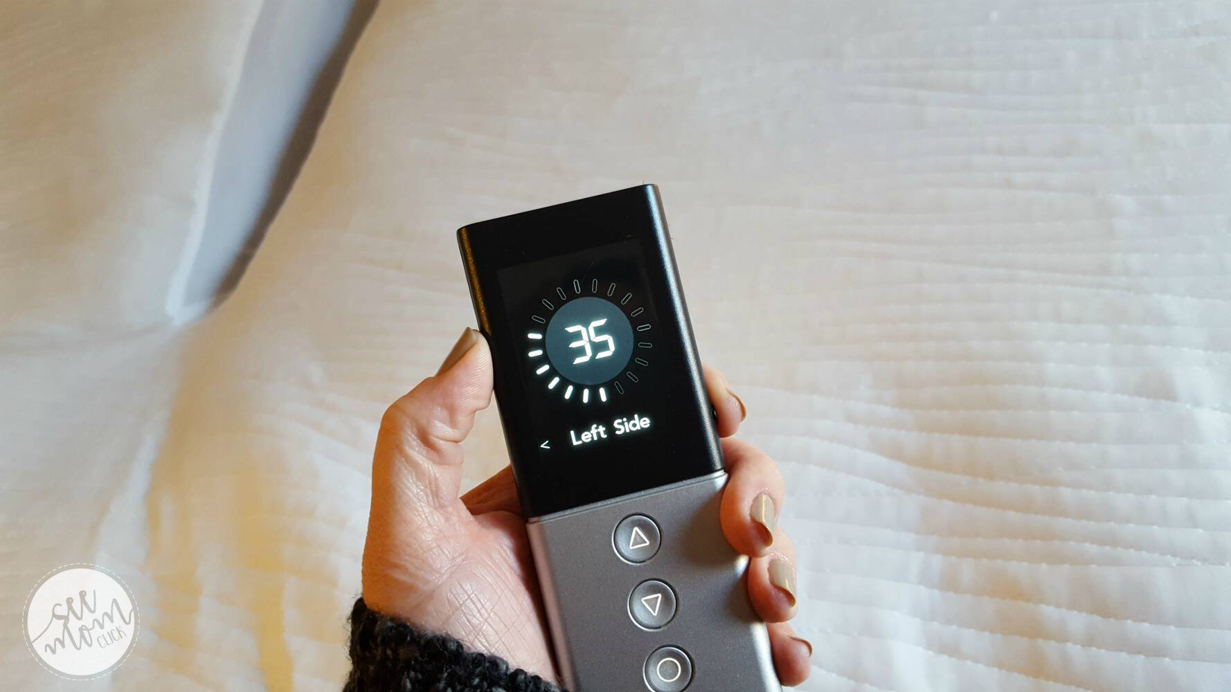 Wondering how a Sleep Number bed actually works? Here's a quick video demo of the Sleep Number i8 Bed flex feature and sleep number adjustment.