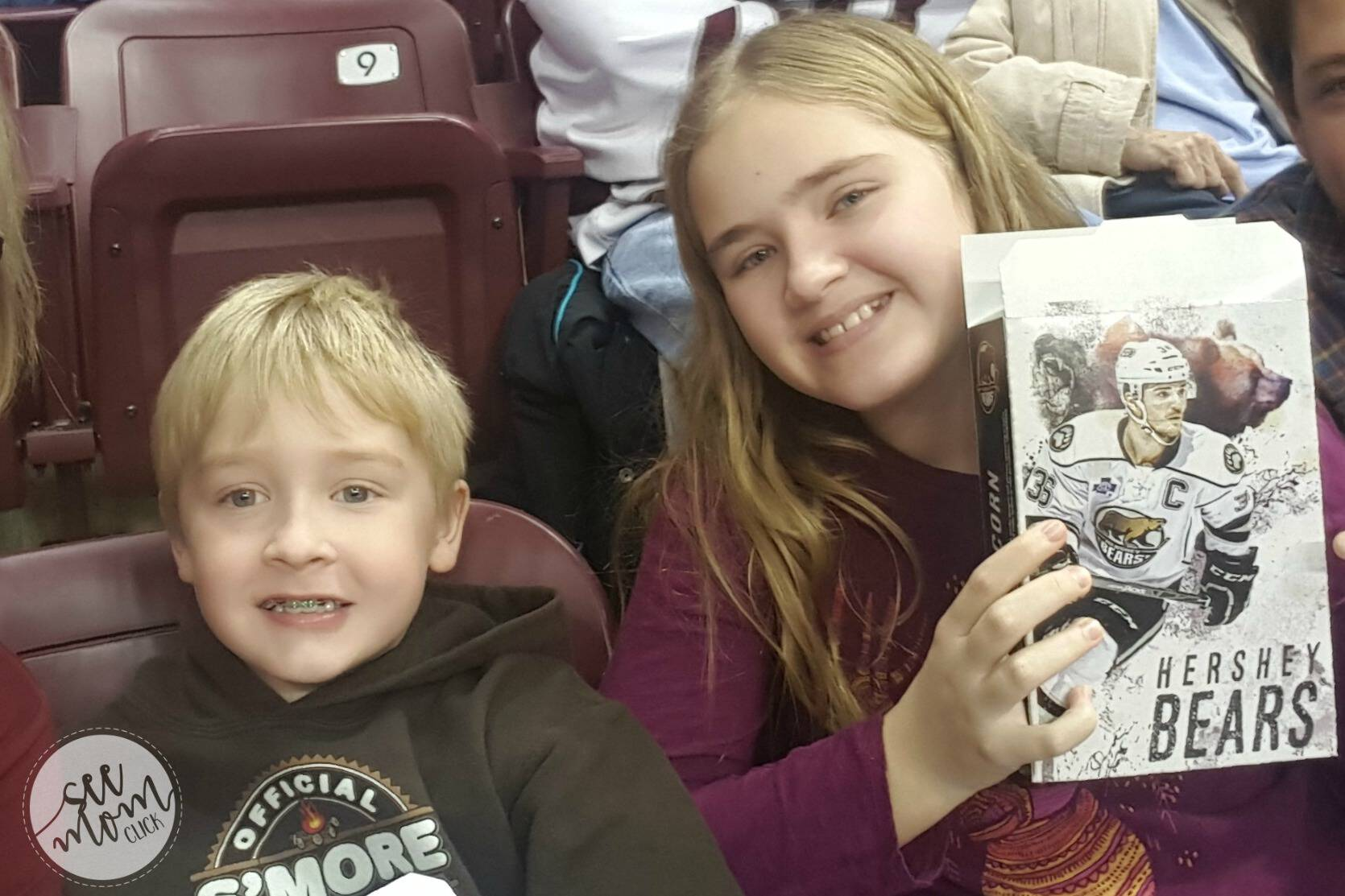 Take your family game night to a whole'nother level this winter with the Hershey Bears Family 4-pack deal. Tickets, food, and more at one discounted price!