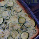 Delicious Zucchini Quiche Recipe