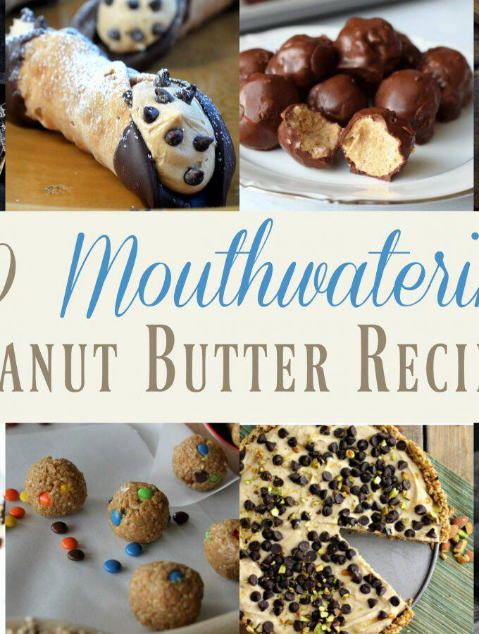 30 Mouthwatering Peanut Butter Recipes