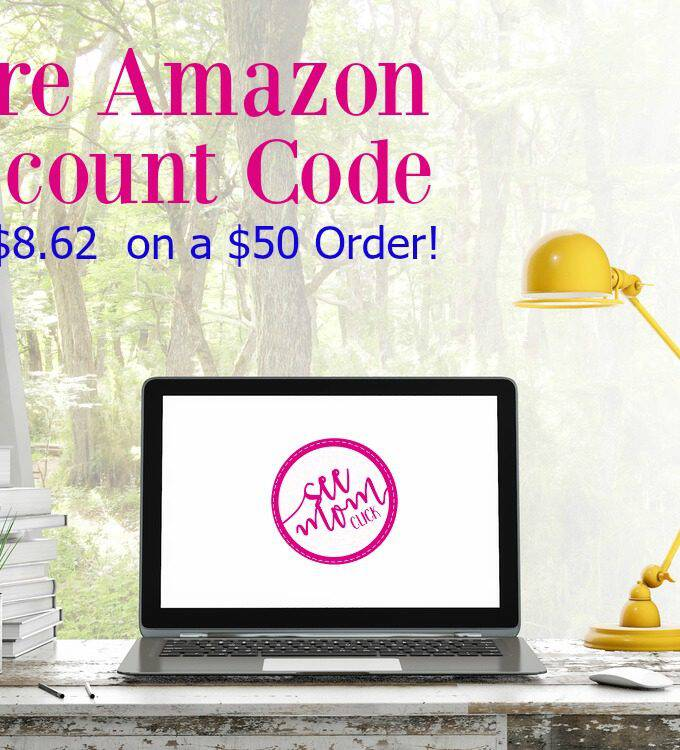 Rare Amazon Discount Code: Save $8.62 on $50 Purchase Today Only!