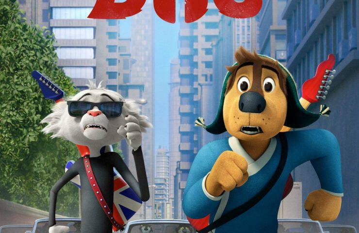 ROCK DOG In Theaters February 24 + Giveaway!