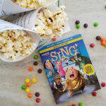 How to Plan a SING Family Movie Night + Giveaway