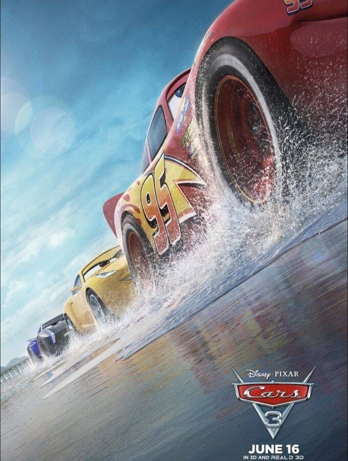 Cars 3 is in theaters this summer, June 16, 2017! Check out the new Cars 3 trailer and meet the brand new characters! Vroom vroom!