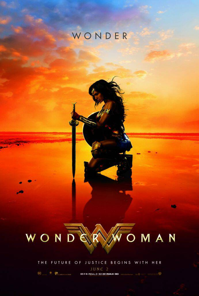 Wonder Woman hits theaters on June 2 and it's going to be awesome! Check out the intense trailer and enter for your chance to win a giveaway!