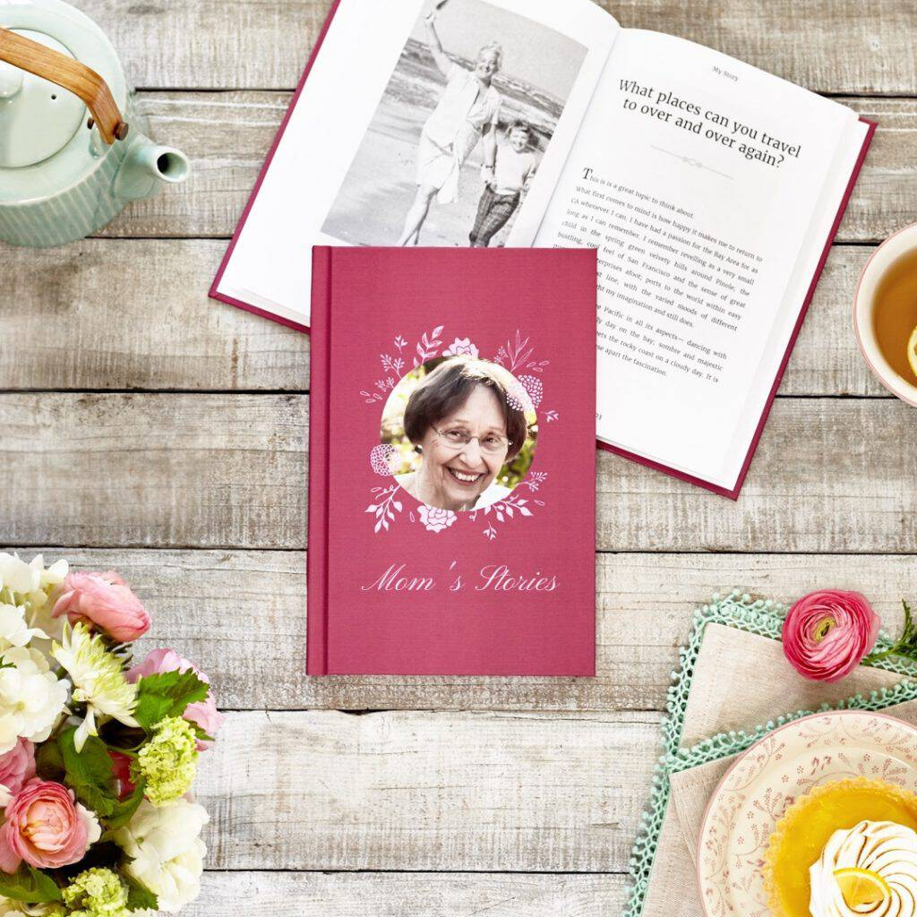 Ever wondered about your mom's first crush? Her first job? Her dream vacation? StoryWorth let's you ask her, and turns her answers into a keepsake book! This is the perfect Mother's Day gift idea (even if you are a last-minute shopper!).