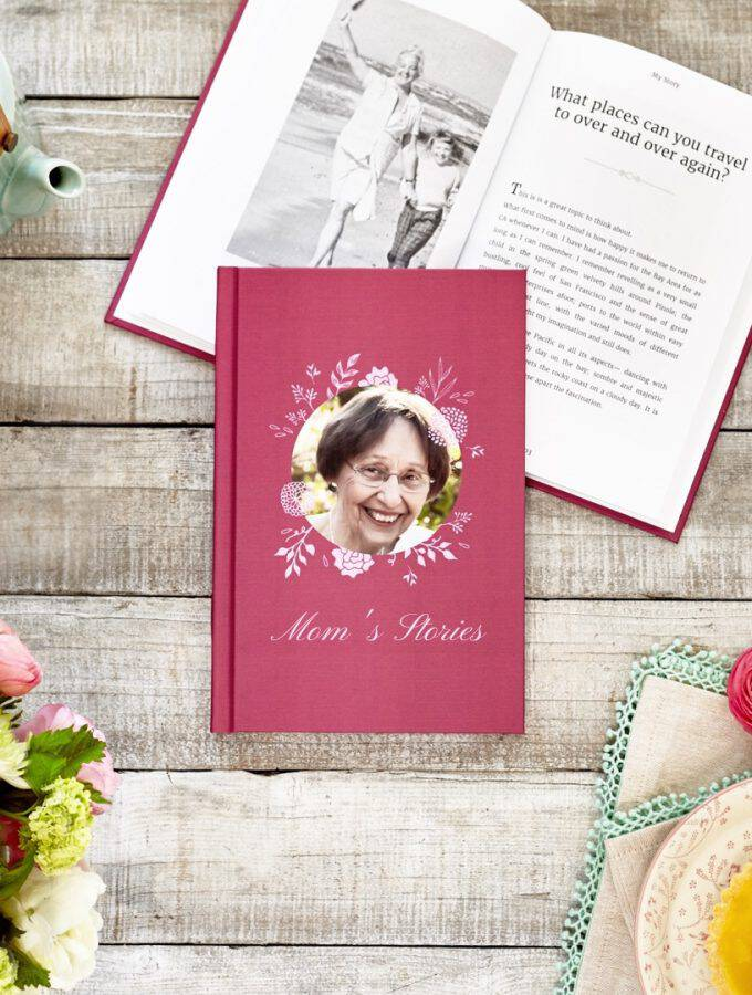 *The Perfect Last Minute Mother's Day Gift* Get To Know Mom Better With StoryWorth