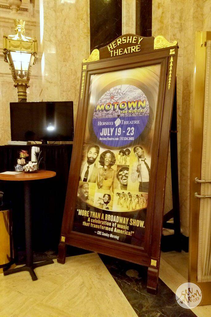 Motown the Musical is in Hershey, PA for a limited time. We went to opening night and LOVED this show! What a celebration of music!