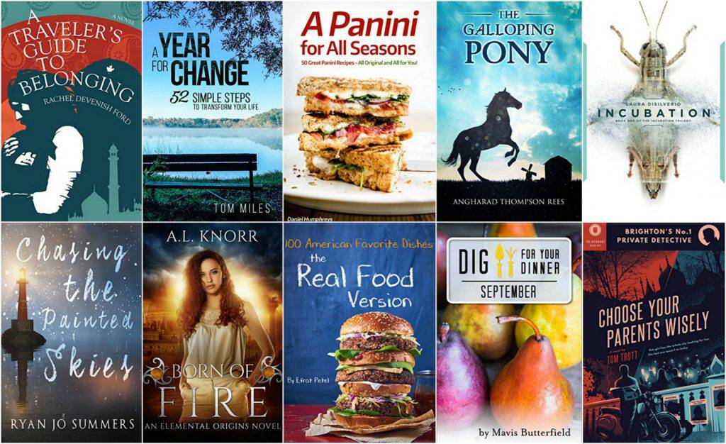 10 Free Kindle Books 8-18-17