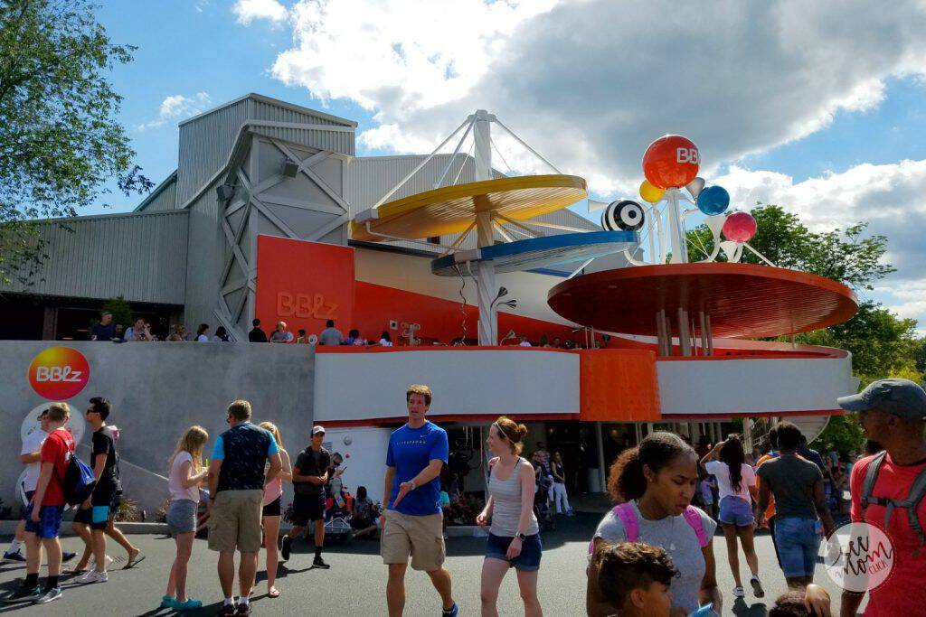 Have you heard the fizz? New in The Sweetest Place on Earth this season is BBLz at Hersheypark! I've got the scoop on what this is and why it's SO fun!
