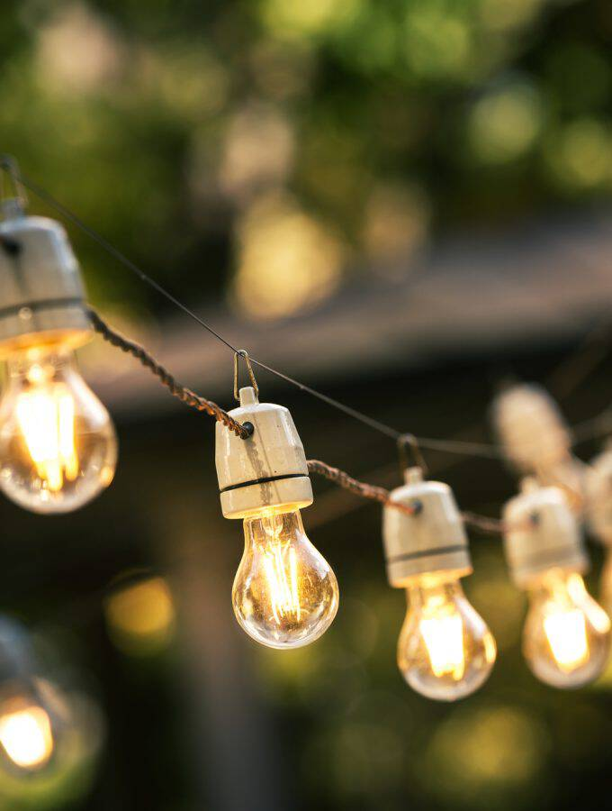 Creating A Festive Outdoor Atmosphere With Solar Lights