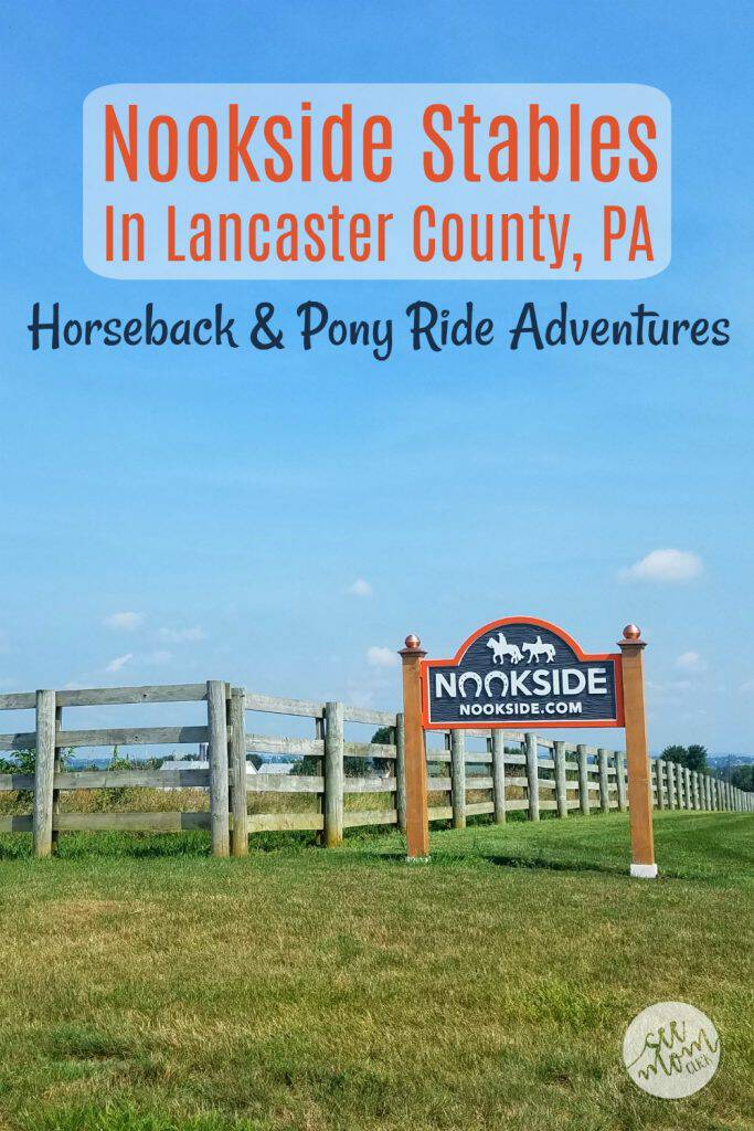 Nookside Stables in Lancaster County is the places for hands-on fun with beautiful horses and ponies. It's great for groups (you can even host a party here!) and a perfect way to expose the kids to these beautiful animals.