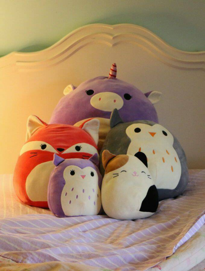 Squishmallows Are Your New Favorite Thing + Giveaway!