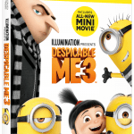 Mark Your Calendars: Despicable Me 3 Special Edition Coming This Fall!