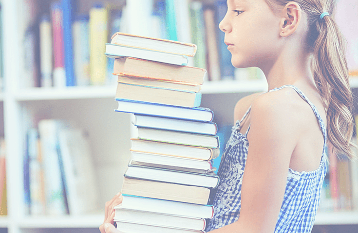 Build A Girl-Power Library With These Books for Middle School Girls