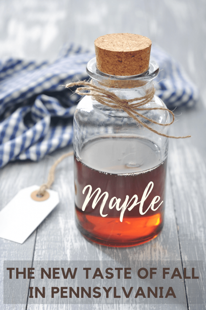 Move over pumpkin spice! There's a new flavor of fall in town. Here's where you can experience the YUM of maple during fall in Pennsylvania!