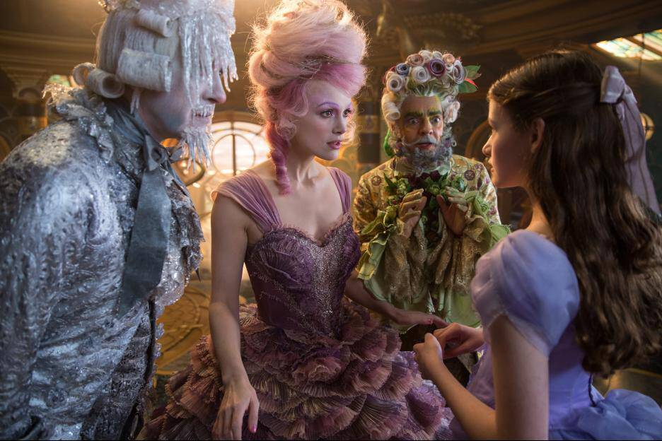 Check out Disney's The Nutcracker and the Four Realms trailer! This exciting movie will release in theaters November 2, 2018, just before Christmas!