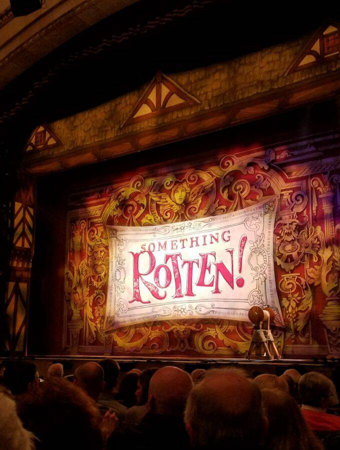 Hilarious Broadway Show Something Rotten at Hershey Theatre January 24-28