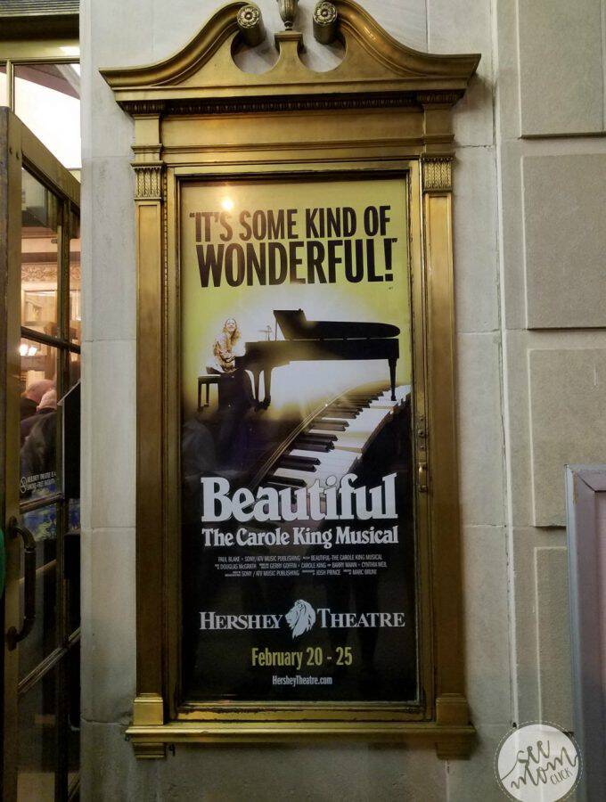 Sing Along With Beautiful – The Carole King Musical at Hershey Theatre February 20-25