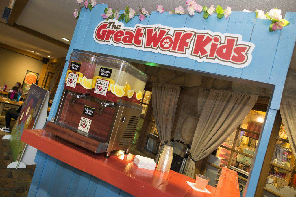 Spring-A-Palooza at Great Wolf Lodge